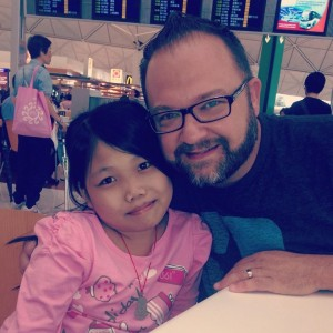 Dad & Kacey