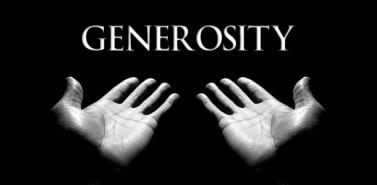 Generosity_Header