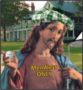 Image result for jesus country club