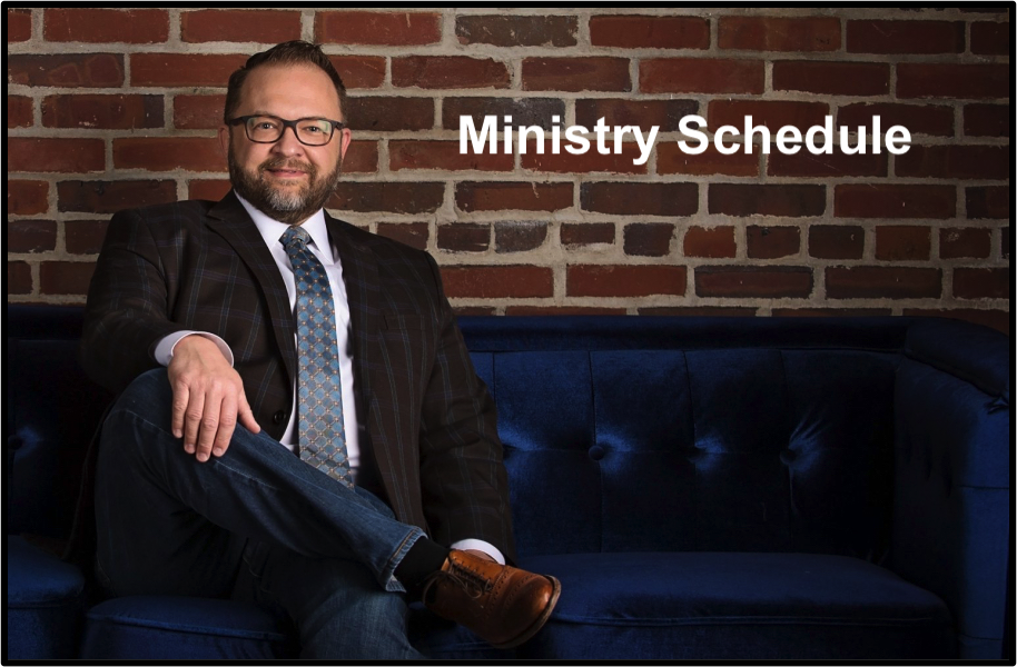 BP - Ministry Schedule 2