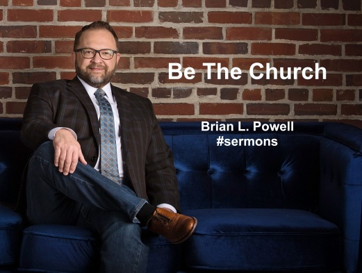 Be The Church Pic